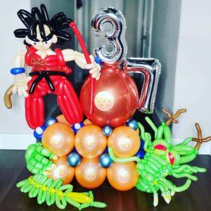Dragon Ball Z Bouquet