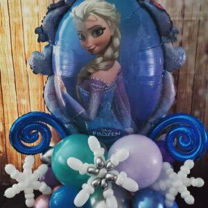 Elsa Birthday Bouquet