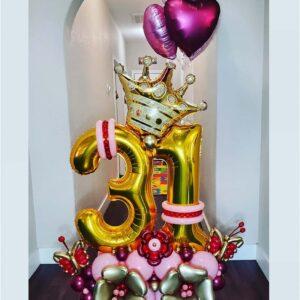 Queen Birthday Bouquet