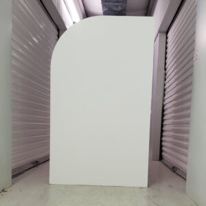 5-ft x 3ft Sided Panel (self standing)