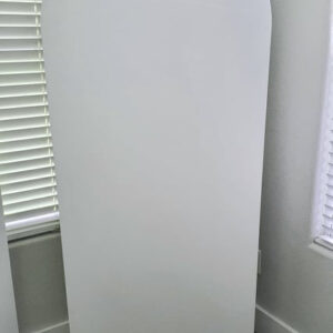 6ft x 3ft Round Top Panel (self standing)