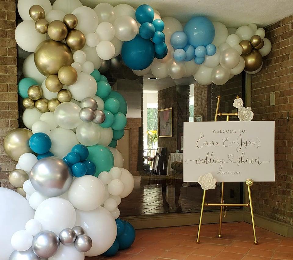 Balloon Garland 2